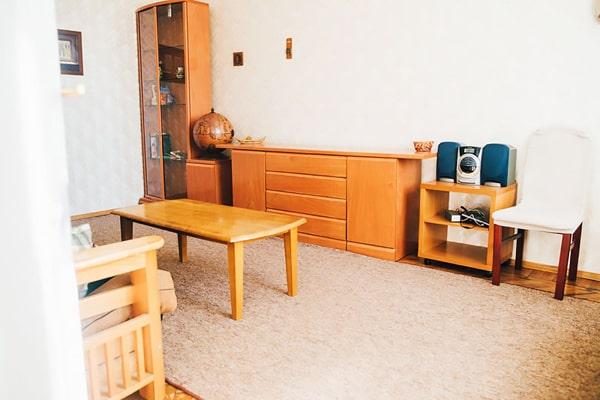 Alojamiento escuela de ruso Liden & Denz Moscow: Apartamento compartido 1