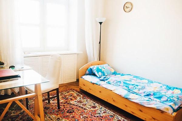 Alojamiento escuela de ruso Liden & Denz Moscow: Apartamento compartido 2