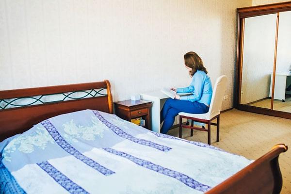 Alojamiento escuela de ruso Liden & Denz Moscow: Apartamento compartido 5