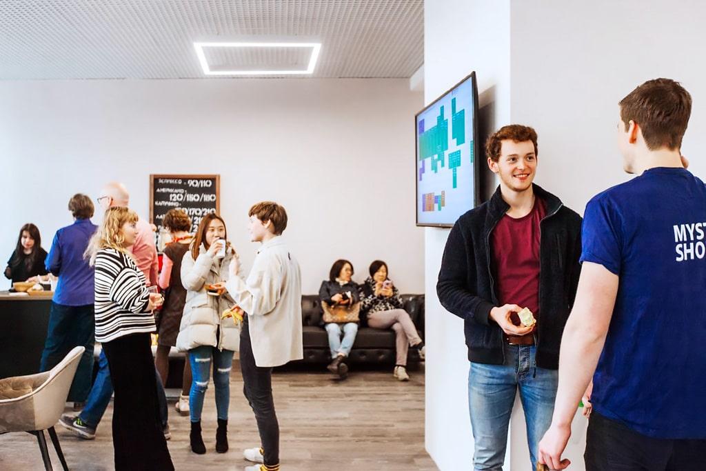 Escuela de ruso en San Petersburgo | Liden & Denz St Petersburg 9