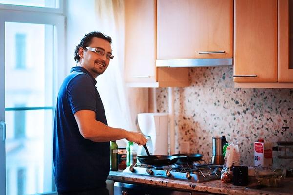 Alojamiento escuela de ruso Liden & Denz St. Petersburg: Apartamento compartido 2