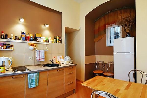 Alojamiento escuela de ruso Liden & Denz St. Petersburg: Apartamento compartido 3