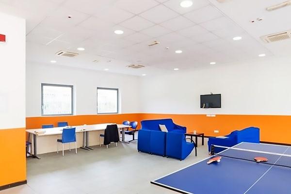 Alojamiento escuela de italiano Linguadue Milano: Residencia Camplus Gorla 1