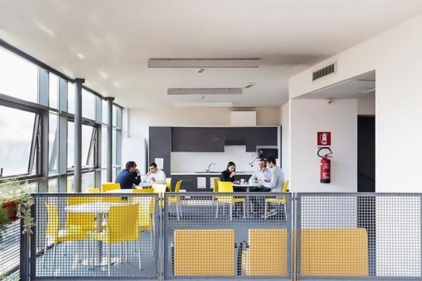 Alojamiento escuela de italiano Linguadue Milano: Residencia Camplus Gorla 2