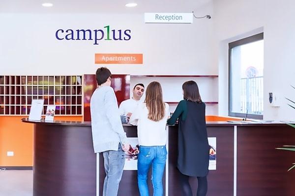 Alojamiento escuela de italiano Linguadue Milano: Residencia Camplus Gorla 4