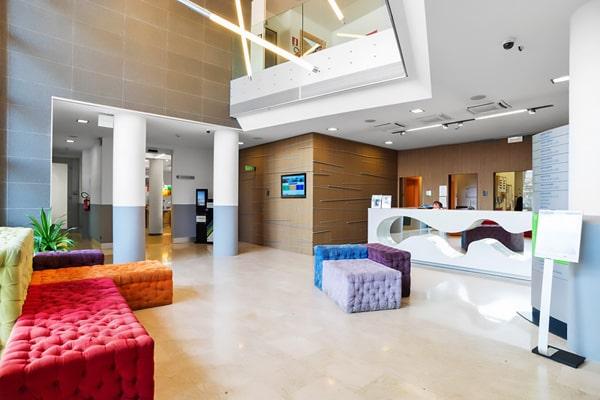 Alojamiento escuela de italiano Linguadue Milano: Residencia Camplus Turro 1