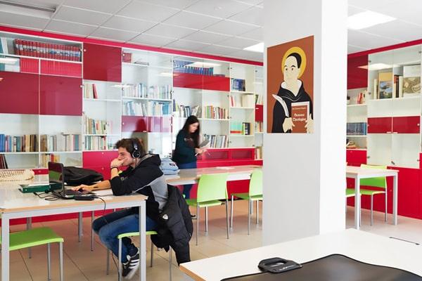 Alojamiento escuela de italiano Linguadue Milano: Residencia Camplus Turro 2