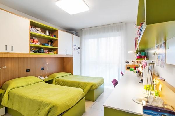 Alojamiento escuela de italiano Linguadue Milano: Residencia Camplus Turro 3