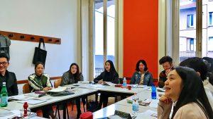 Escuela de italiano en Milán | Linguadue Milano 5