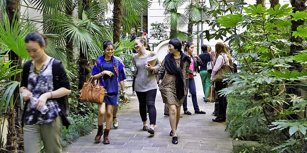 Escuela de italiano en Milán | Linguadue Milano 6