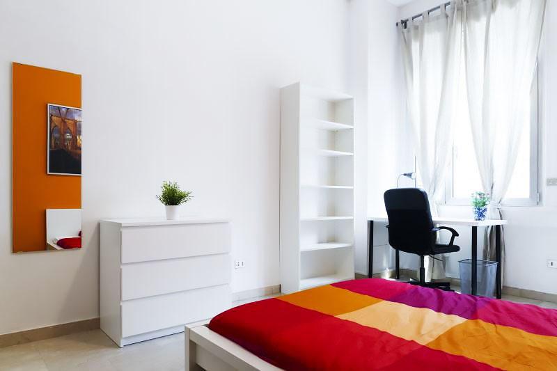 Alojamiento escuela de italiano Linguadue Milano: Apartamento compartido