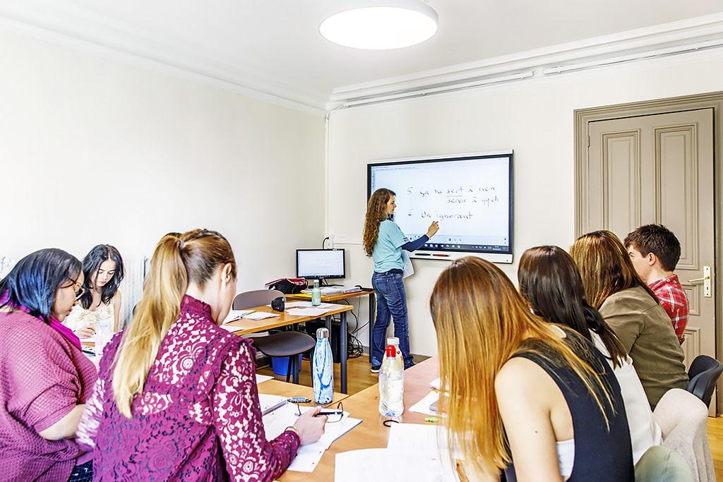 Escuela de francés en Montpellier   LSF Montpellier Learn French in the south of France 5