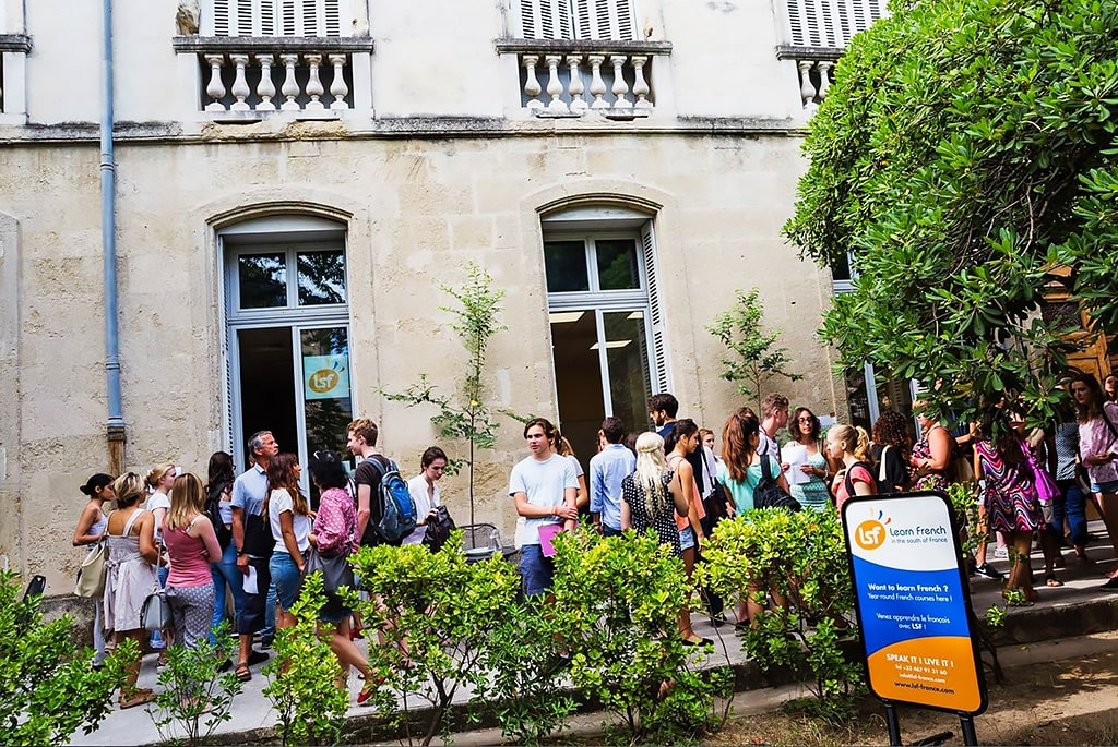 Escuela de francés en Montpellier   LSF Montpellier Learn French in the south of France 6