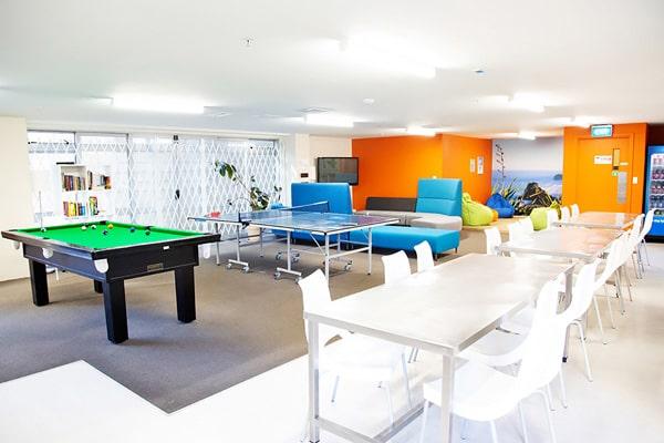 Alojamiento escuela de inglés LSI Auckland | Language Studies International: Residencia City Lodge 1