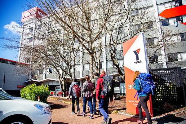 Alojamiento escuela de inglés LSI Auckland | Language Studies International: Residencia YMCA 3