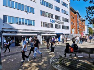 LSI Portsmouth Language Specialists International | Escuela de inglés en Portsmouth 13
