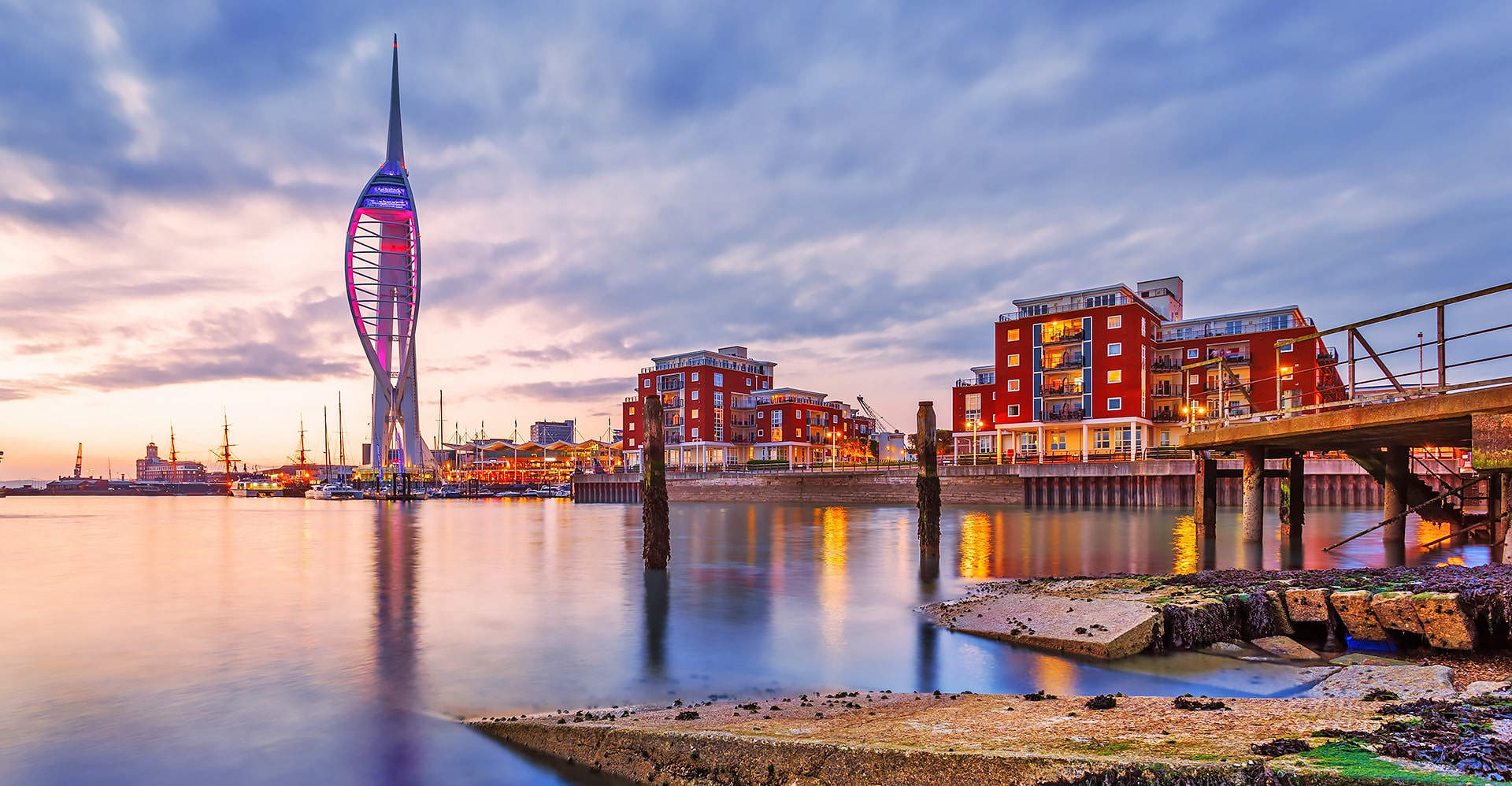 LSI Portsmouth Language Specialists International – Escuela de inglés en Portsmouth