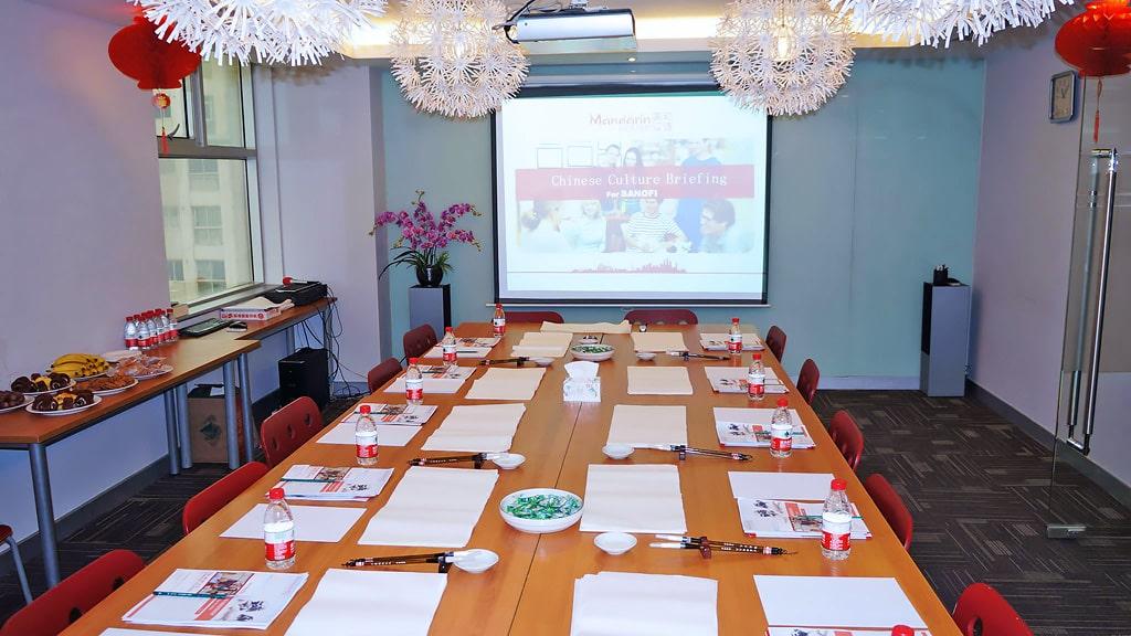 Escuela de chino en Shanghái   Mandarin House Shanghai 2