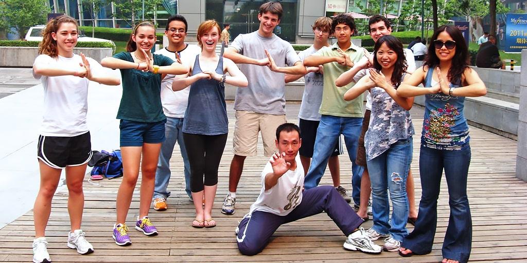 Escuela de chino en Shanghái   Mandarin House Shanghai 4