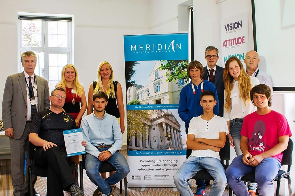 Escuela de inglés en Plymouth | Meridian School of English Plymouth 3