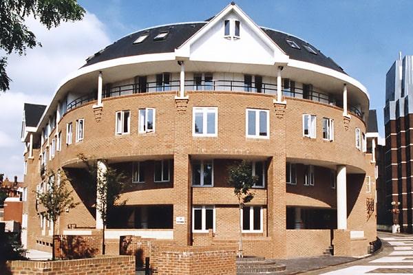 Alojamiento escuela de inglés Meridian School of English Portsmouth: Residencia Harry Law Hall 3