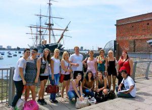Escuela de inglés en Portsmouth | Meridian School of English Portsmouth 18
