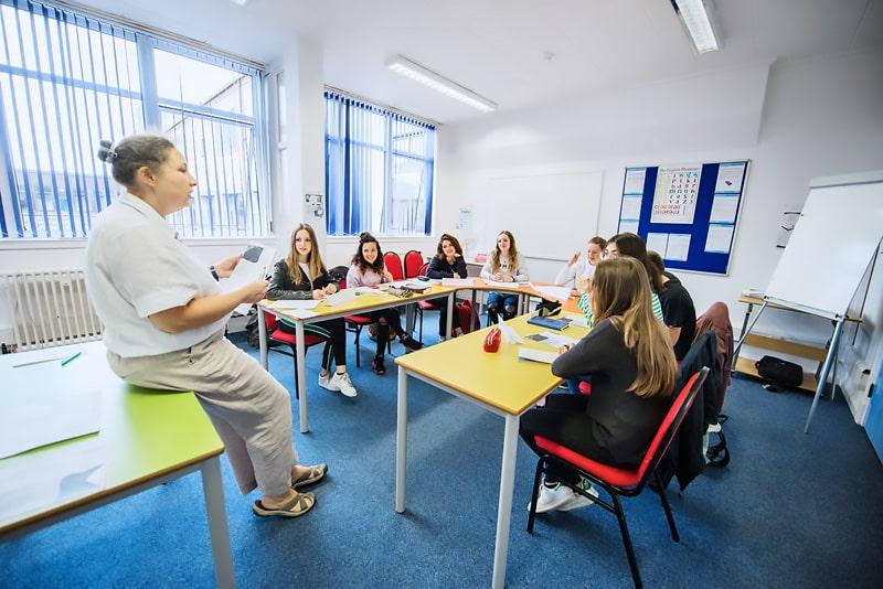 Escuela de inglés en Portsmouth | Meridian School of English Portsmouth 9