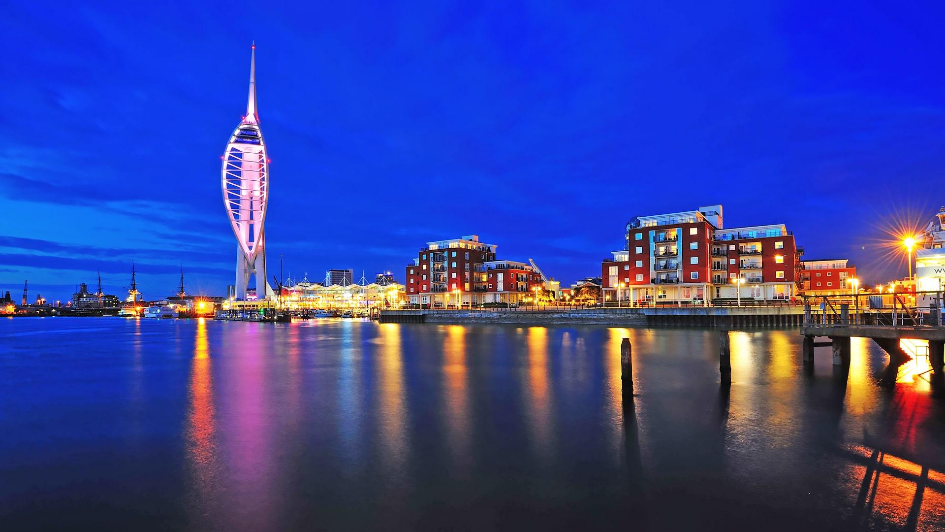 Escuela de inglés en Portsmouth | Meridian School of English Portsmouth