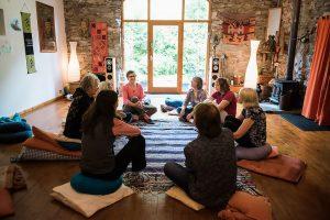 Escuela de inglés y yoga en el Distrito de los Lagos | NAB Cottage 11