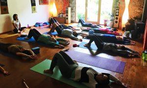 Escuela de inglés y yoga en el Distrito de los Lagos | NAB Cottage 16