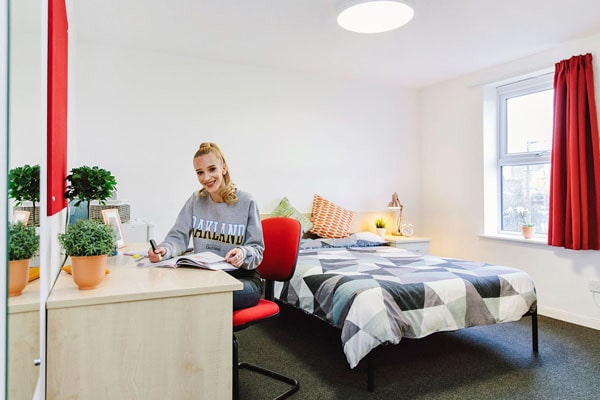 Alojamiento escuela de inglés NCG Liverpool   New College Group: Residencia Residential Hall 1