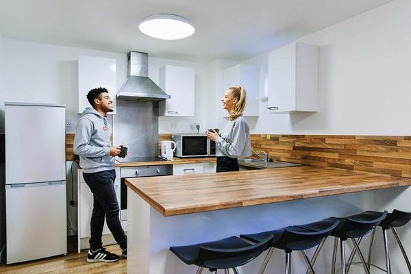 Alojamiento escuela de inglés NCG Liverpool   New College Group: Residencia Residential Hall 2
