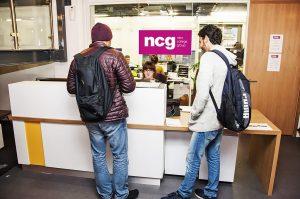 Escuela de inglés en Manchester | NCG Manchester New College Group 11