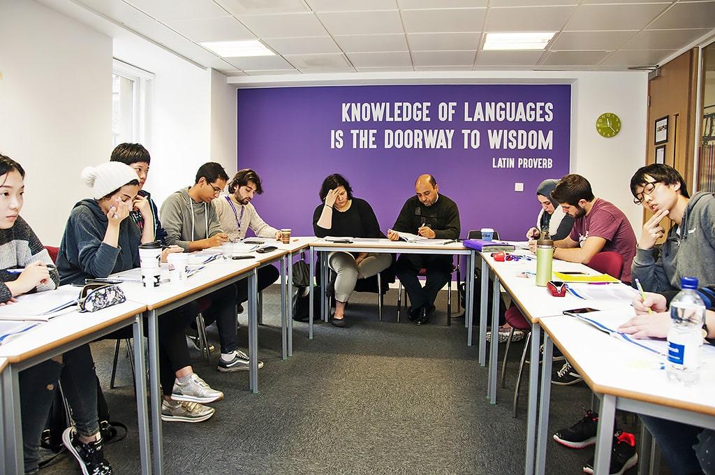 Escuela de inglés en Manchester | NCG Manchester New College Group 2