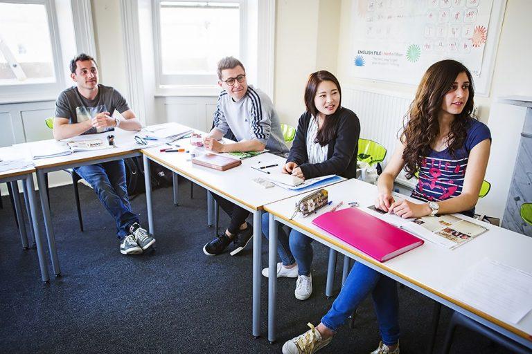 Escuela de inglés en Brighton | Oxford International OI Brighton 2