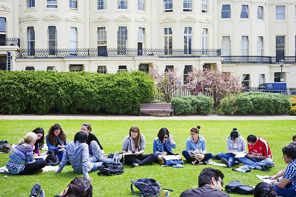 Escuela de inglés en Brighton | Oxford International OI Brighton 6