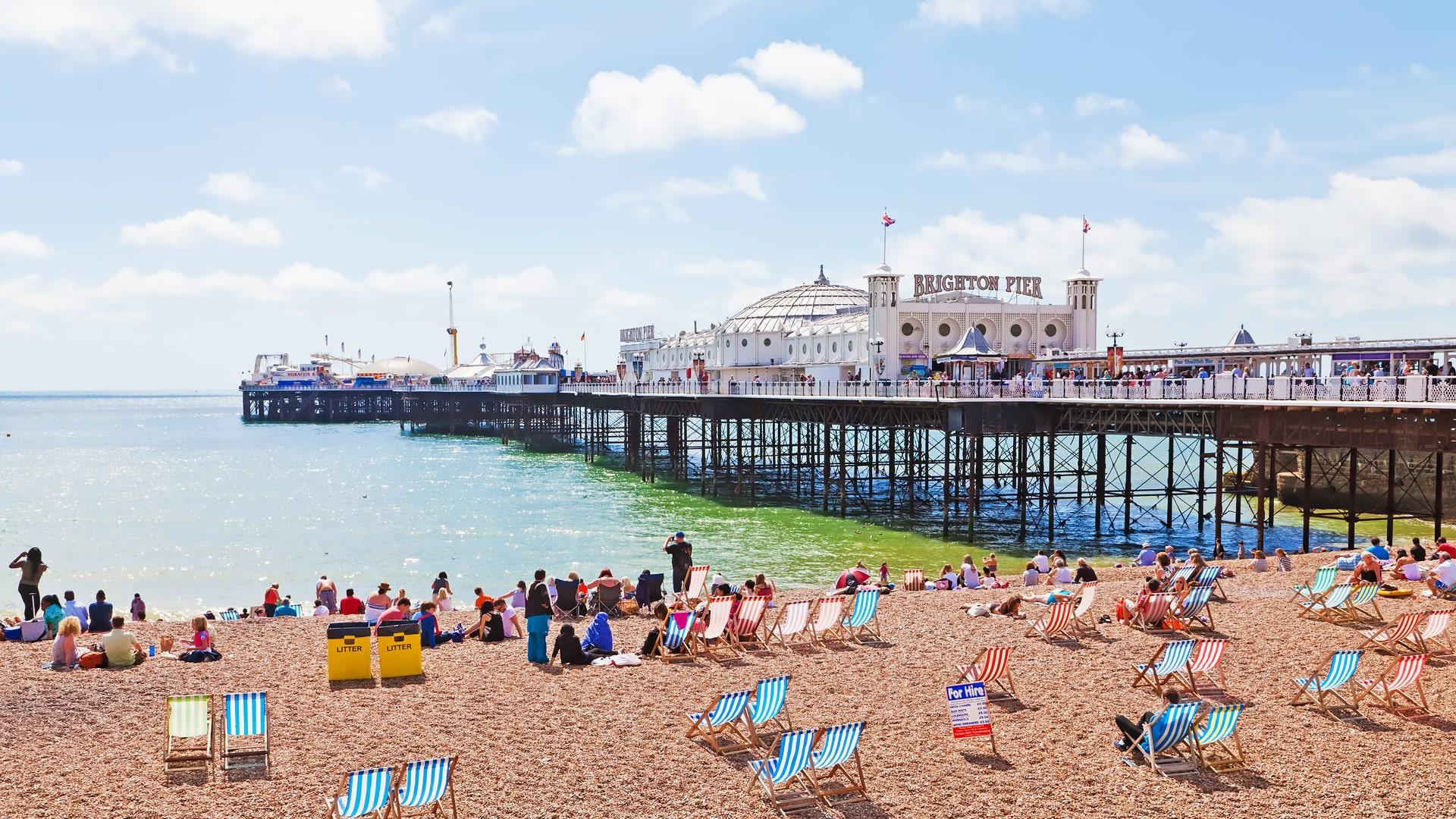 Oxford International Brighton – Escuela de inglés en Brighton