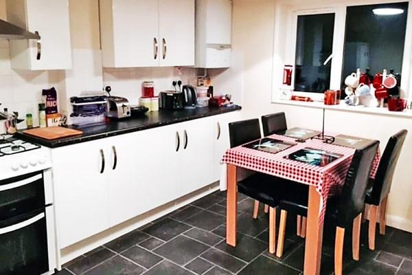 Alojamiento escuela de inglés Oxford International Brighton: Casa de estudiantes Terrie & Detty's 2