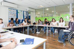 Escuela de inglés en Londres | Oxford International OI London Greenwich 14