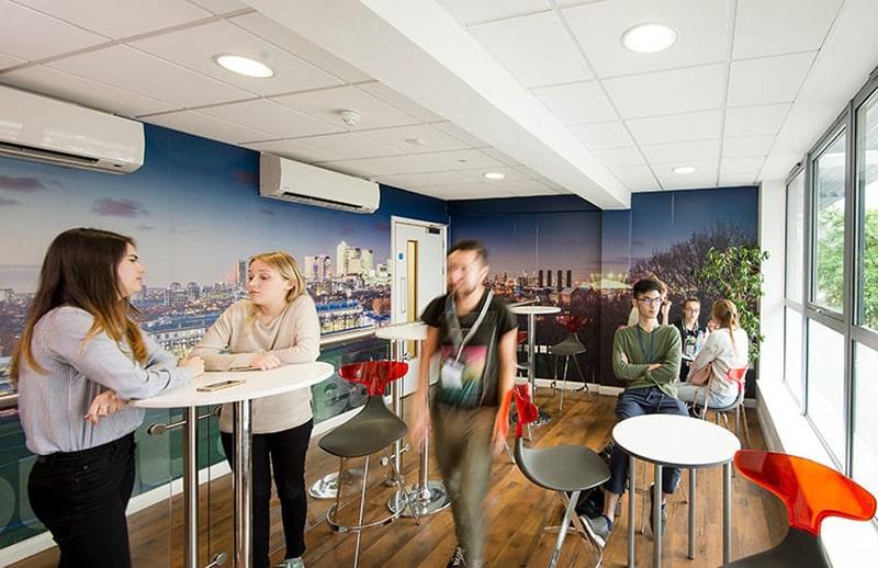 Escuela de inglés en Londres | Oxford International OI London Greenwich 3
