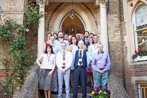 Escuela de inglés para profesionales en Oxford | The Oxford English Centre OEC 13