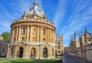 Escuela de inglés para profesionales en Oxford | The Oxford English Centre OEC 5