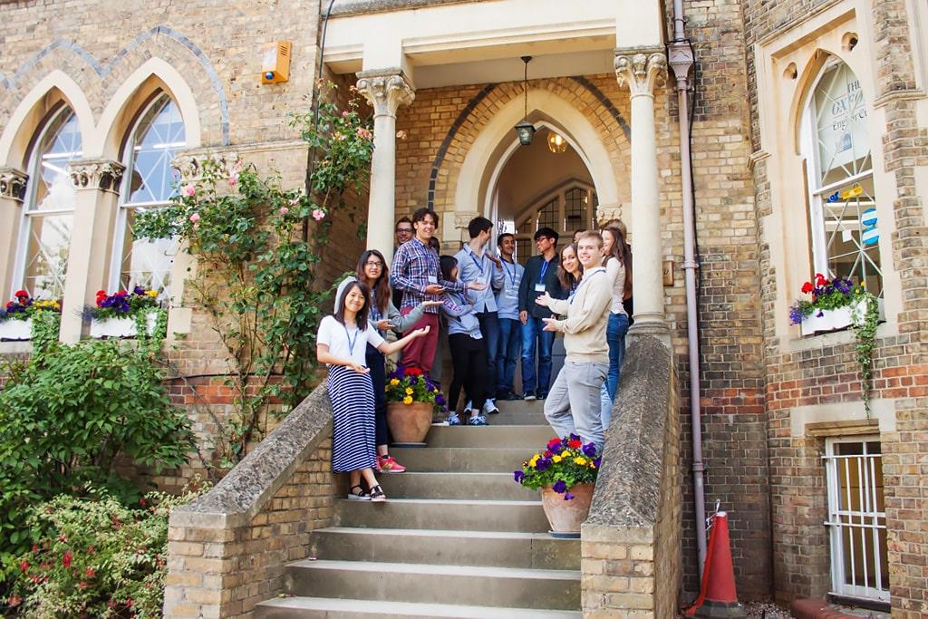 Escuela de inglés para profesionales en Oxford | The Oxford English Centre OEC 6