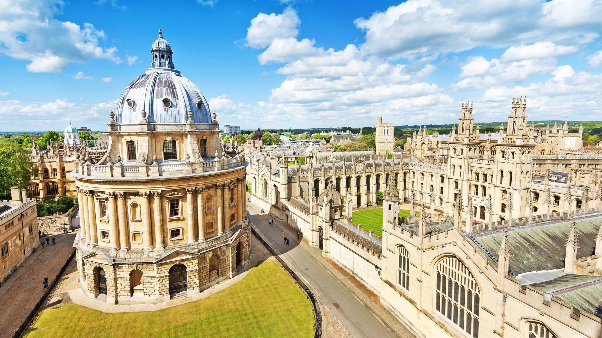 Estudiar en The Oxford English Centre para profesionales
