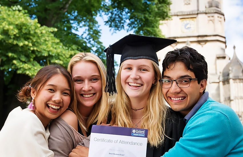 Escuela de inglés en Oxford | Oxford International Oxford 1