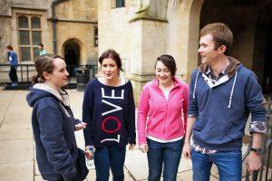 Escuela de inglés en Oxford | Oxford International Oxford 16