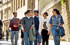 Escuela de inglés en Oxford | Oxford International Oxford 20