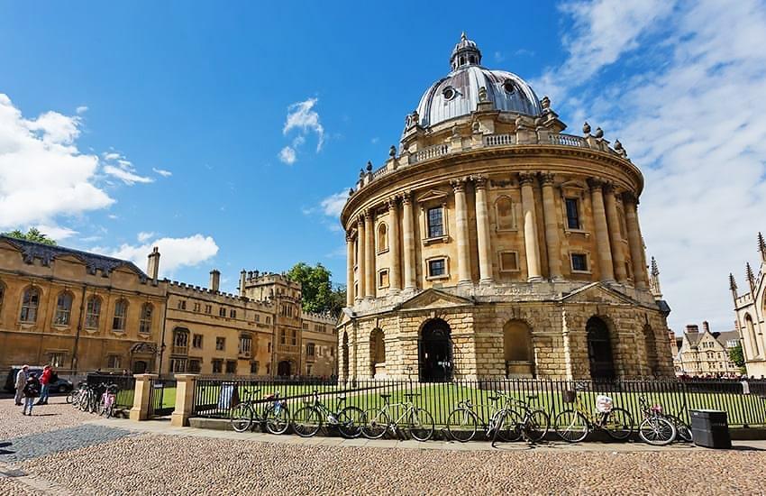 Escuela de inglés en Oxford | Oxford International Oxford 3