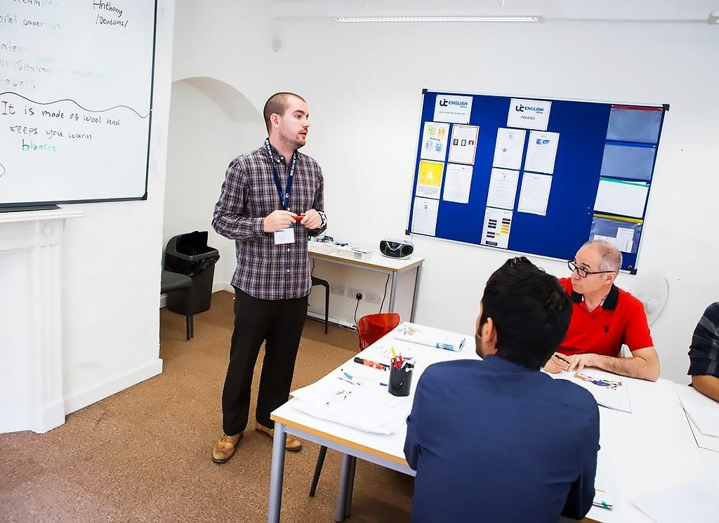 Escuela de inglés en Oxford | Oxford International Oxford 4