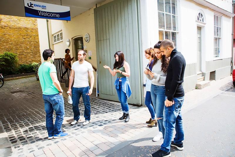 Escuela de inglés en Oxford | Oxford International Oxford 6